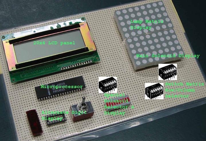 Williams System 9 Amp 11 Cpu Board Repair