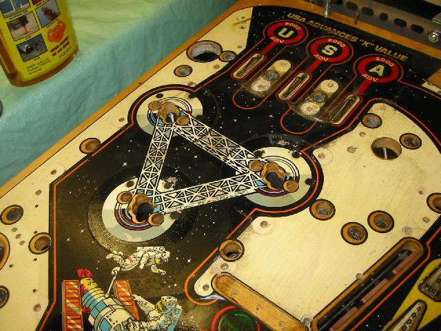 Space Shuttle Playfield Renovation