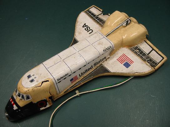 space shuttle diy - photo #33