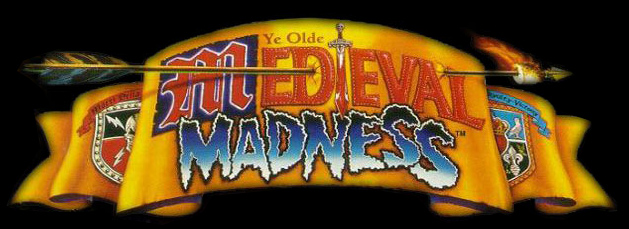eds medieval madness pinball machine