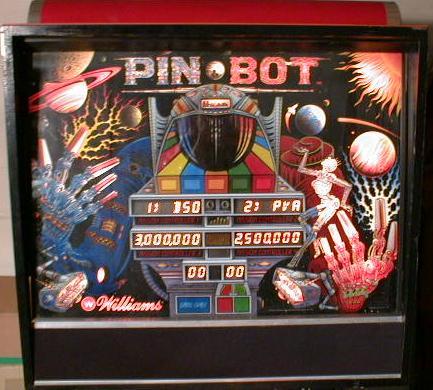 album album Pinball hyperball.