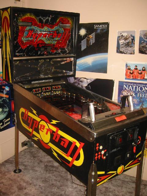 Ed's Hyperball Machine