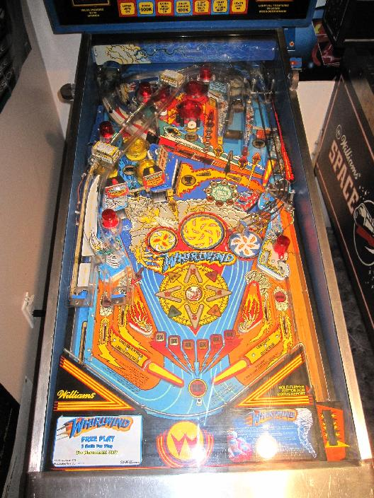 Space Shuttle Pinball Parts - Pics about space