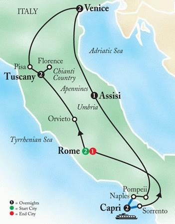 2010 Italy Trip