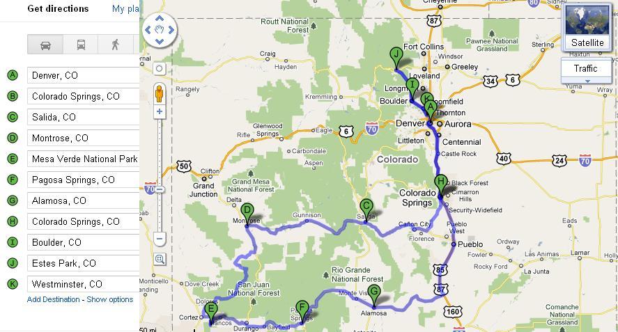 2011 Cheung Family Trip To Colorado