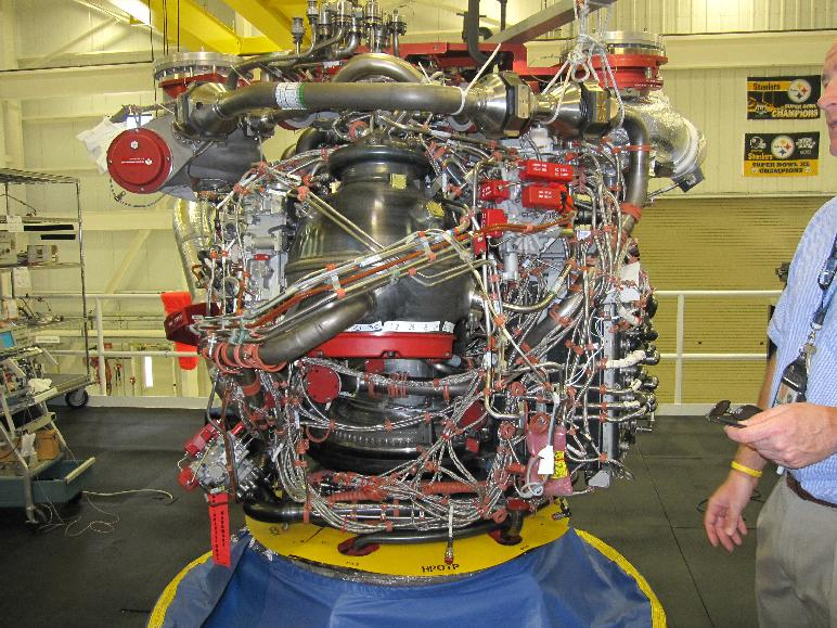 Space Shuttle Main Engine Gimbal - Pics about space